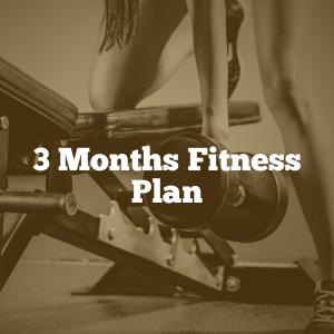 3 Month Fitness Plan